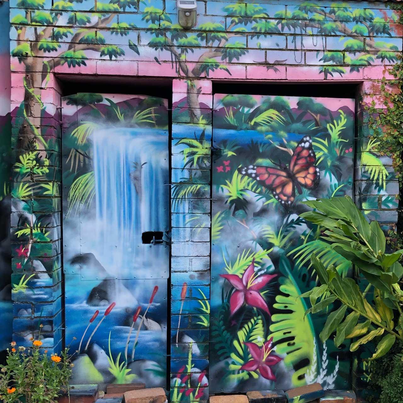 @mikeyxxi - Flutterby Jungle