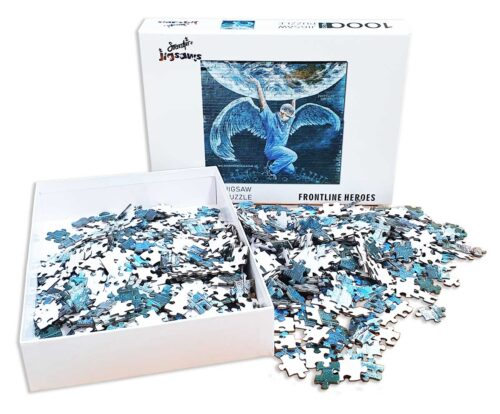 Frontline Heroes Jigsaw Puzzles