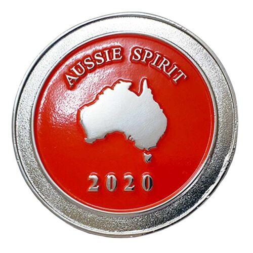 Medallion The Aussie Spirit