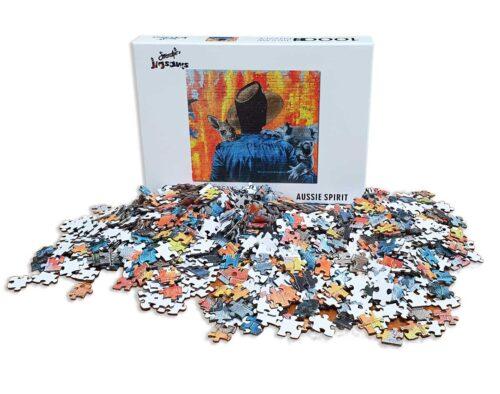 Aussie Spirit Jigsaw Puzzles
