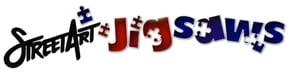 Street Art Jigsaw Puzzles Logo